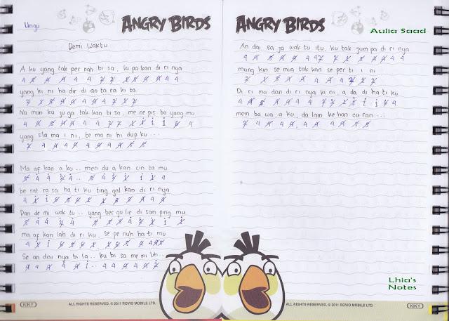 download image catatan not lagu ungu surgamu piano pianika pemula ...