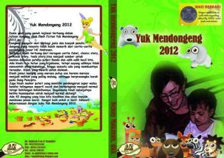 Yuk Mendongeng (AE Publishingi, Oktober 2012)