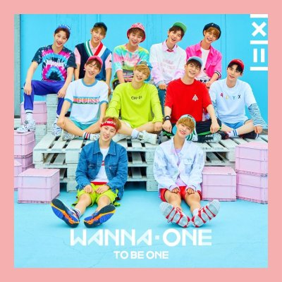 Wanna One - 1X1=1 (TO BE ONE)